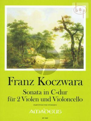 Sonata C-major (2 Violas-Violonc.)