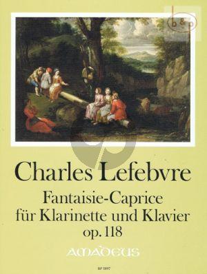 Fantaisie-Caprice Op.118