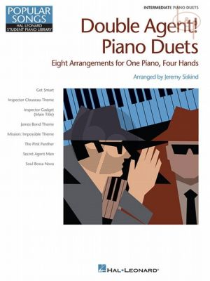 Double Agent! Piano Duets