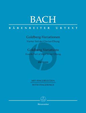 Bach https://broekmans.com/nl/goldberg-variations-bwv-988-fourth-part-of-the-clavier-ubung-ed-by-christoph-wolff-fingering-by-ragna-schirmer-barenreiter-urtext-212192