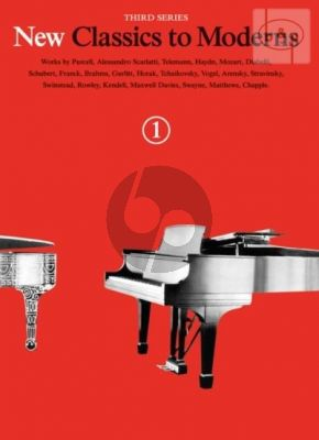 New Classics to Moderns Vol.1