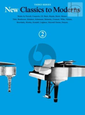 New Classics to Moderns Vol.2