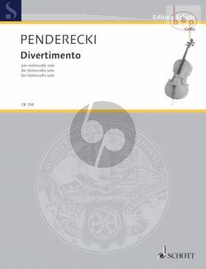 Suite for Cello Solo