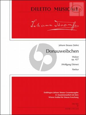 Donauweibchen (Walzer) Op.427 Orch.