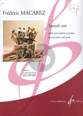 Samedi Soir (Percussion-Piano)