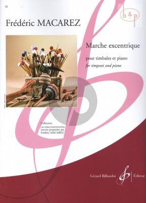 Marche Excentrique (Timpani-Piano)