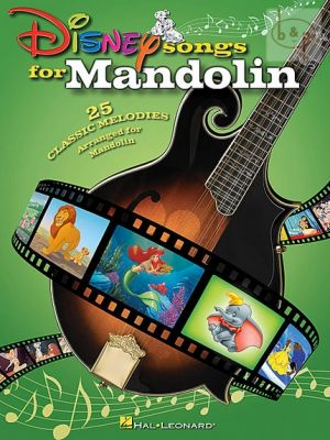 Disney Songs for Mandolin