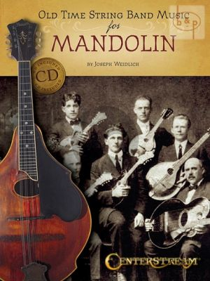 Old Time Band Music for Mandolin