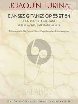 Danses Gitanes Opus 55 & Opus 84 Piano