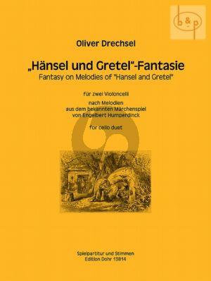 Hansel und Gretel Fantasie 2 Violoncellos