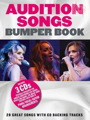 Audition Songs Bumper Songbook