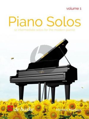 Merkies Piano Solos Vol.1 (12 intermediate Solos)