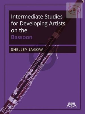 Jagow Intermediate Studies for Developing Artists on the Bassoon