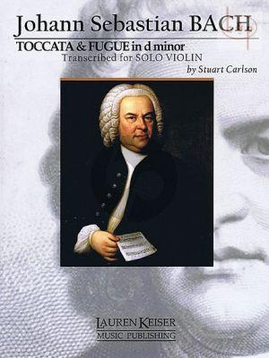 Toccata and Fugue d-minor