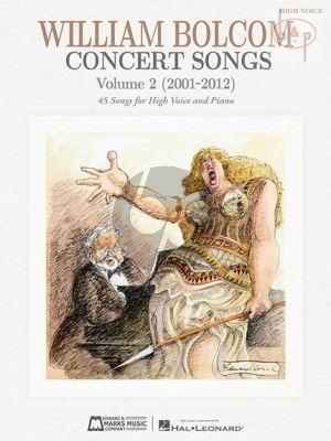 Concert Songs Vol.2 (2001 - 2012)