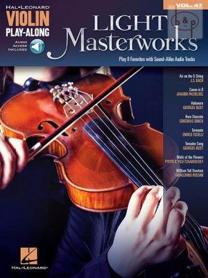 Light Masterworks Violin