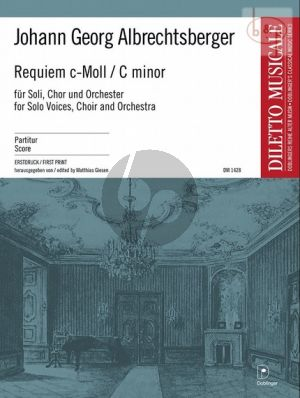 Requiem c-minor (Soli-Choir-Orch.)
