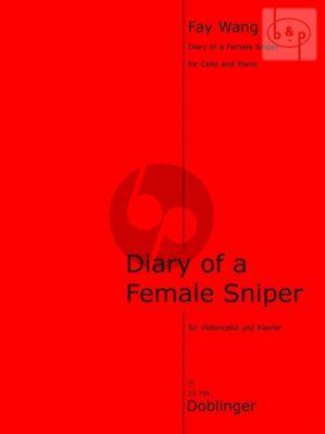 Diary of a Female Sniper Violoncello-Piano