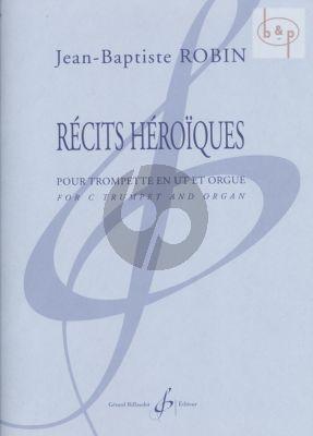 Recits Heroiques Trompette [C]-Orgue
