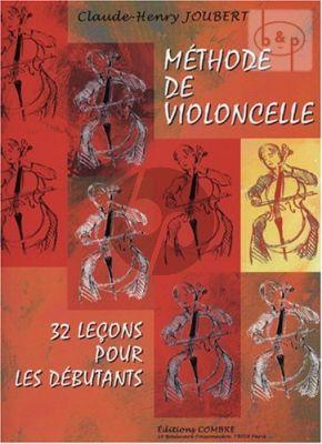 Methode de Violoncelle Vol.1 32 Lecons pour les Debutants