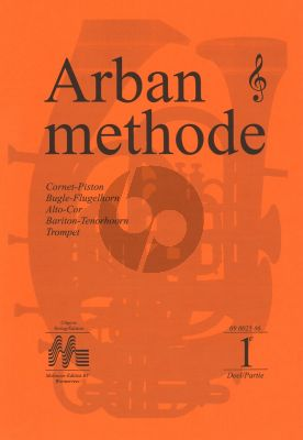 Arban Methode Vol.1 (Molenaar)