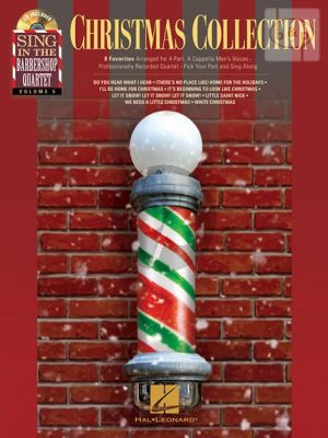 Christmas Collection (Sing in the Barbershop Quartet Series Vol.5)