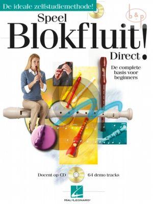 Speel Blokfluit Direct! (Komplete Methode voor Beginners, ook voor Zelfstudie)