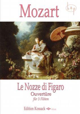 Le Nozze di Figaro Ouverture (3 Flutes)