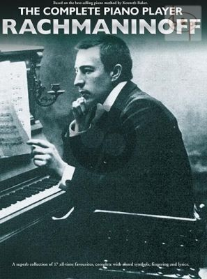 The Complete Piano Player Rachmaninoff