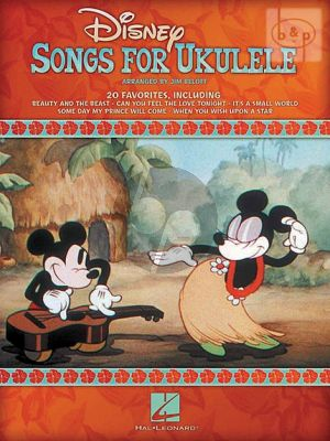 Disney Songs for Ukulele