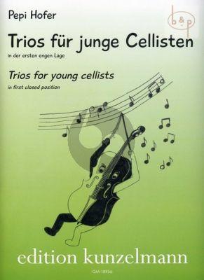 Trios fur junge Cellisten
