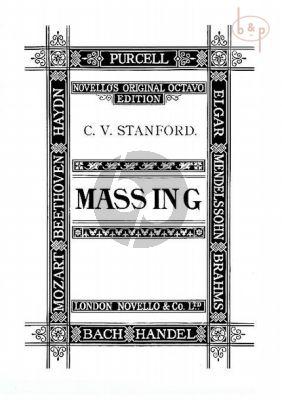 Mass G-major Op.46
