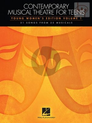Contemporary Musical Theatre for Teens Vol.1
