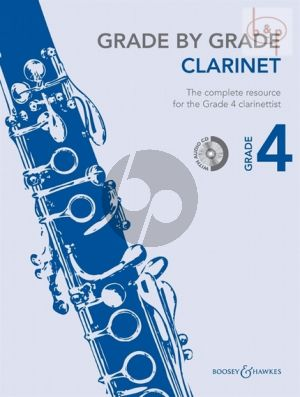 Grade by Grade 4 Clarinet-Piano
