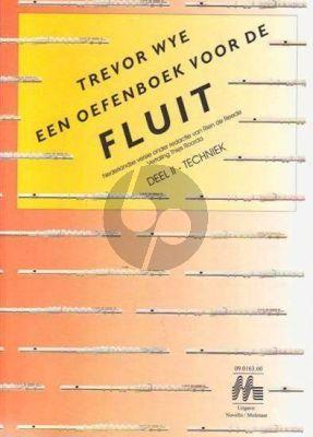 Wye Oefenboek voor de Fluit Vol.2 Techniek