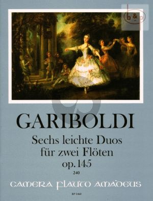 6 leichte Duos Op.145