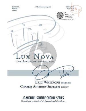 """Lux Nova """"Lux Aurumque"""" Reimagined"""
