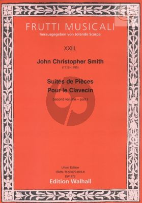 Suites de Pieces Vol.2 Part 1