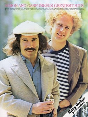 Simon & Garfunkel Greatest Hits for Easy Guitar