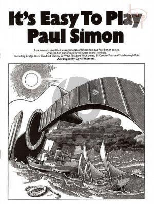 It's Easy to Play Paul Simon Vol.1