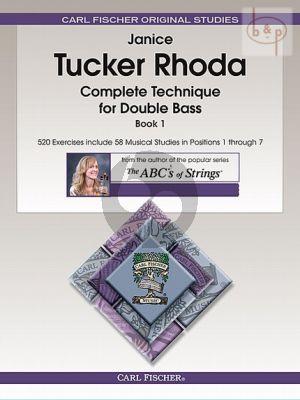 Complete Technique Vol.1 for Double Bass
