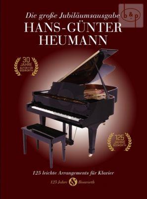 125 leichte Arrangements fur Klavier
