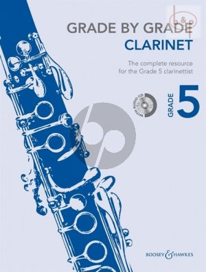 Grade by Grade 5 Clarinet-Piano