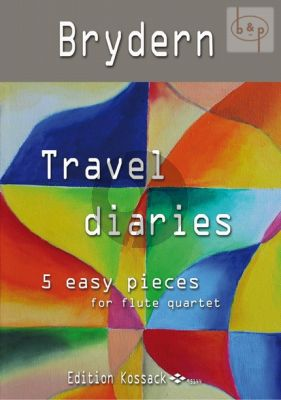 Travel Diaries (5 Easy Pieces)
