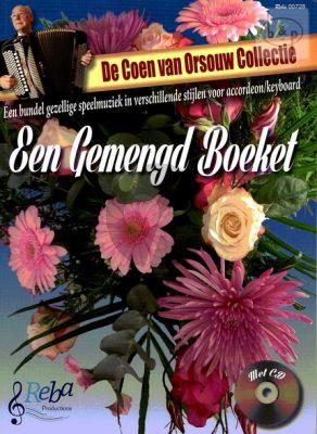 Een Gemengd Boeket (De Coen van Orsouw Collectie) Akkordeon/Keyboard