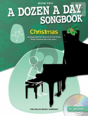 A Dozen a Day Songbook Christmas Vol.2