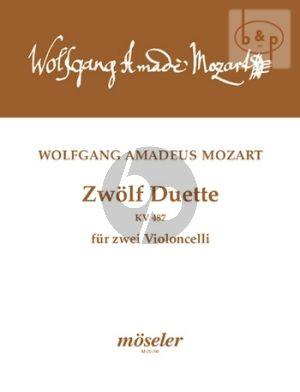 12 Duette KV 487