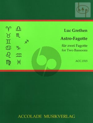 Astro-Fagotte (12 Duos)