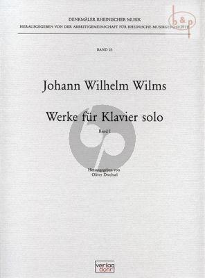 Klavierwerke Vol.1 (edited by Oliver Drechsel)
