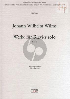 Klavierwerke Vol.2 (edited by Oliver Drechsel)